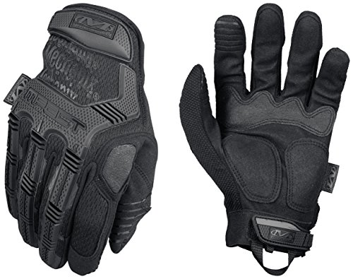 Mechanix Wear - M-Pact Covert Tactical Gloves (Small, Black) by Mechanix Wear