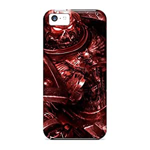 iphone 5 / 5s PC cell phone carrying cases Back Covers Snap On Cases For phone First-class warhammer 40k