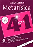 img - for Metafisica 4 en 1, Vol. I (Spanish Edition) book / textbook / text book