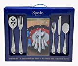 Spode Baking Days 45-Piece Flatware Set