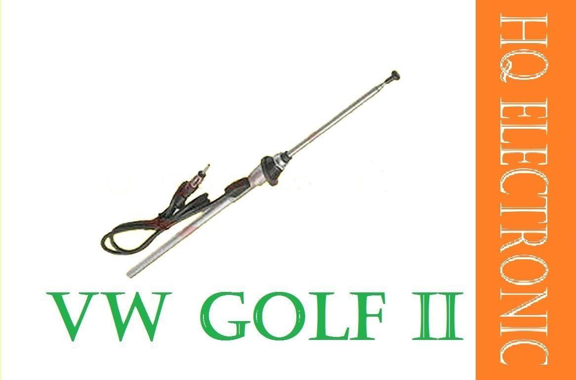 Golf Ii Kotflügel Antenne Teleskopantenn E Din Stecker Auto