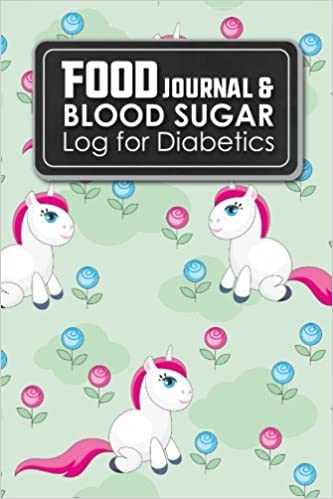 food journal blood sugar log for diabetics blood glucose record
