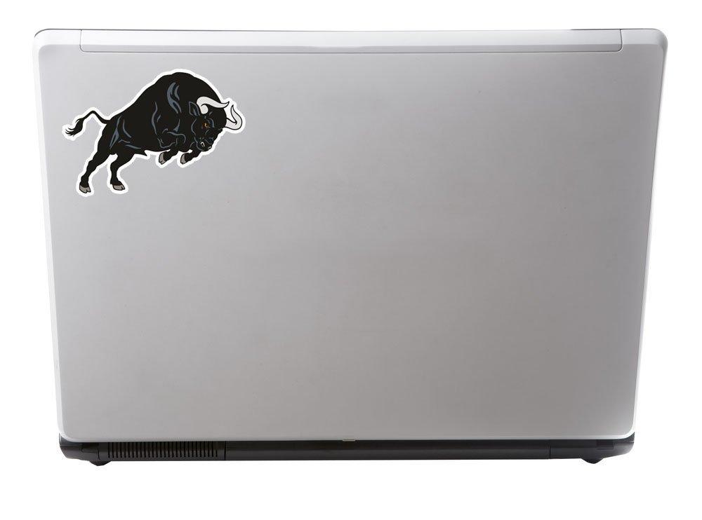 iPad 2 pegatinas de vinilo para ordenador port/átil color negro #5534 coche dise/ño de Bull Espa/ñol equipaje de viaje