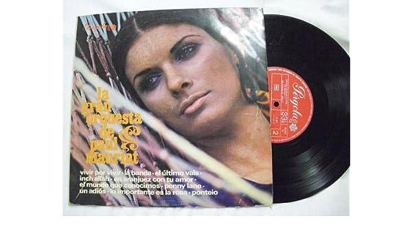 Antiguo Disco Vinilo - Old Vinyl Disc : La Gran Orquesta de Paul Mauriat: Amazon.es: Sin autor: Libros