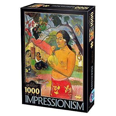 Unbekannt Toys 2 Puzzle 1000 Paul Gauguin A D