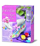 4M Paint Your Own Porcelain Mini Shoe Vase by ToyMarket