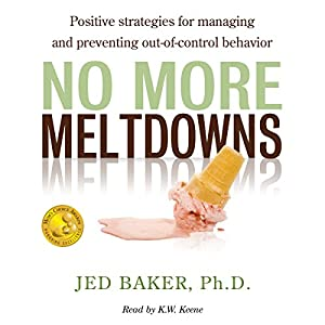 No More Meltdowns Audiobook