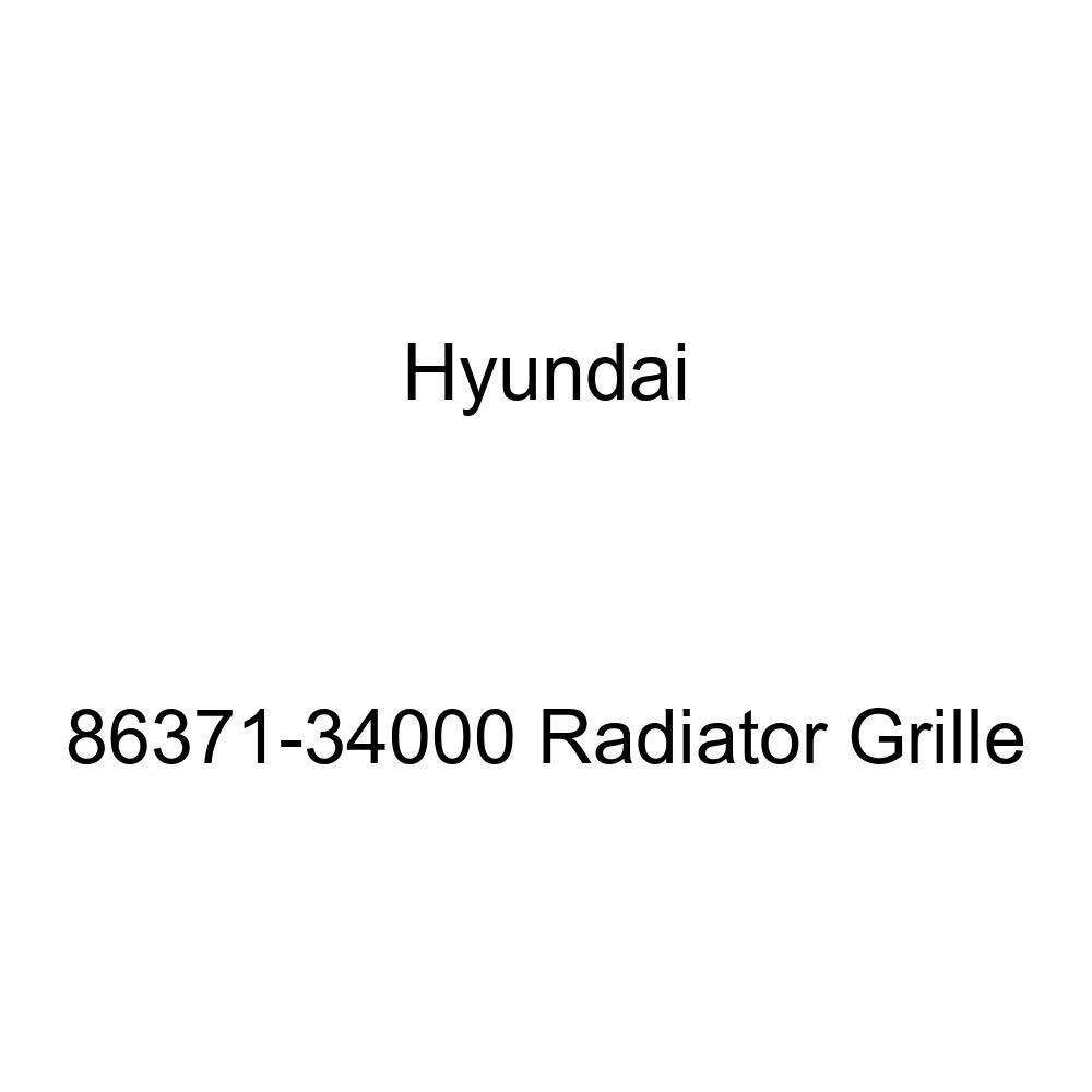 Genuine Hyundai 86371-34000 Radiator Grille
