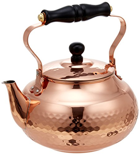Shinkodo Pure copper kettle 2.0L Tsuchime SC-2007 by Shinkodo