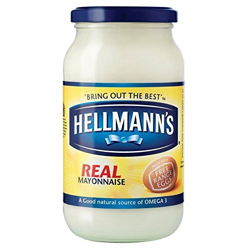 Hellmann's Real Mayonnaise (400g) - Pack of 2 by Hellmann's