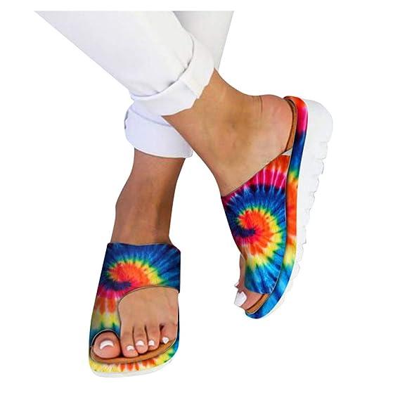 Sandals for Women Wide Width,2020 Comfy