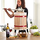 4-Gallon Double Ratchet Fruit and Wine Press
