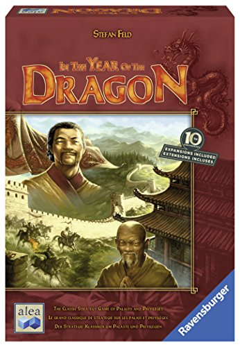 (Ravensburger in The Year of The Dragon: 10th Anniversary Edition Strategy Board Game)