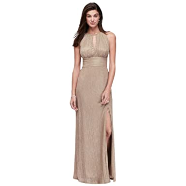 Mother of Groom Dresses in Gold