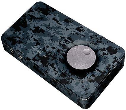 Asus Xonar U7 Echelon - Tarjeta de Sonido Externa, Negro