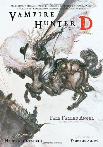 Download By Hideyuki Kikuchi - Vampire Hunter D Volume 1 (Graphic Novel) (5.1.2005) pdf
