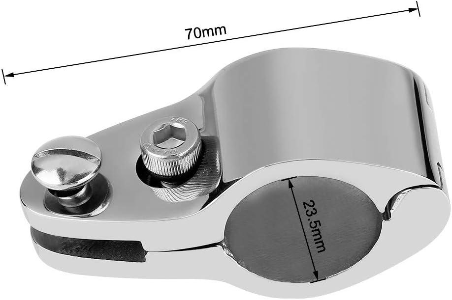 Fydun 1 Stainless Steel Marine Hardware For Marine Bimini Upper Rail Hinges