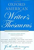 : Oxford American Writer's Thesaurus