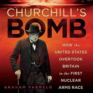 Churchill's Bomb Audiobook