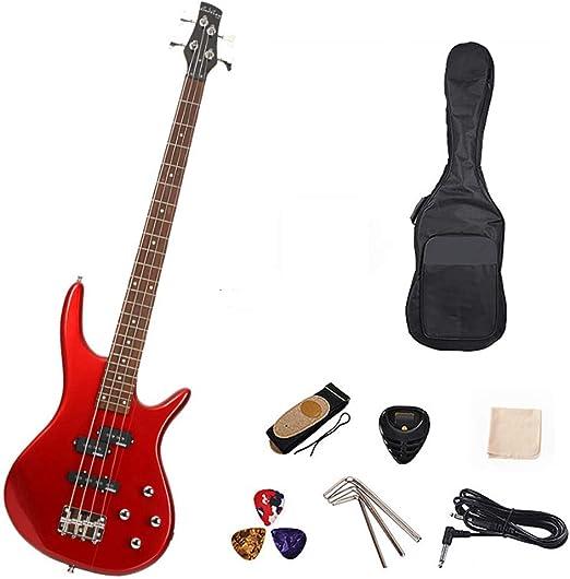 Guitarra eléctrica de tamaño completo - Paquete Super Kit para ...