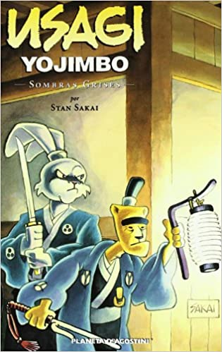 Usagi Yojimbo nº 13: Sombras grises Independientes USA ...
