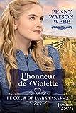img - for L'honneur de Violette (Le coeur de l'Arkansas) (French Edition) book / textbook / text book