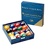 Aramith 2 1/4' Regulation Size Professional Billiard Pool Balls