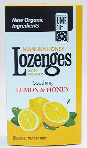 Amazon.com: PRO LOZENGE LEMON&HONEY: Health & Personal Care