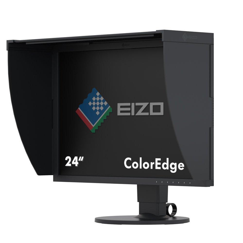 EIZO CG2420-BK ColorEdge Professional Color Graphics Monitor 24.1'' Black