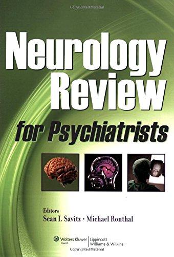 Neurology Review for Psychiatrists: Amazon.es: Savitz, Sean I ...