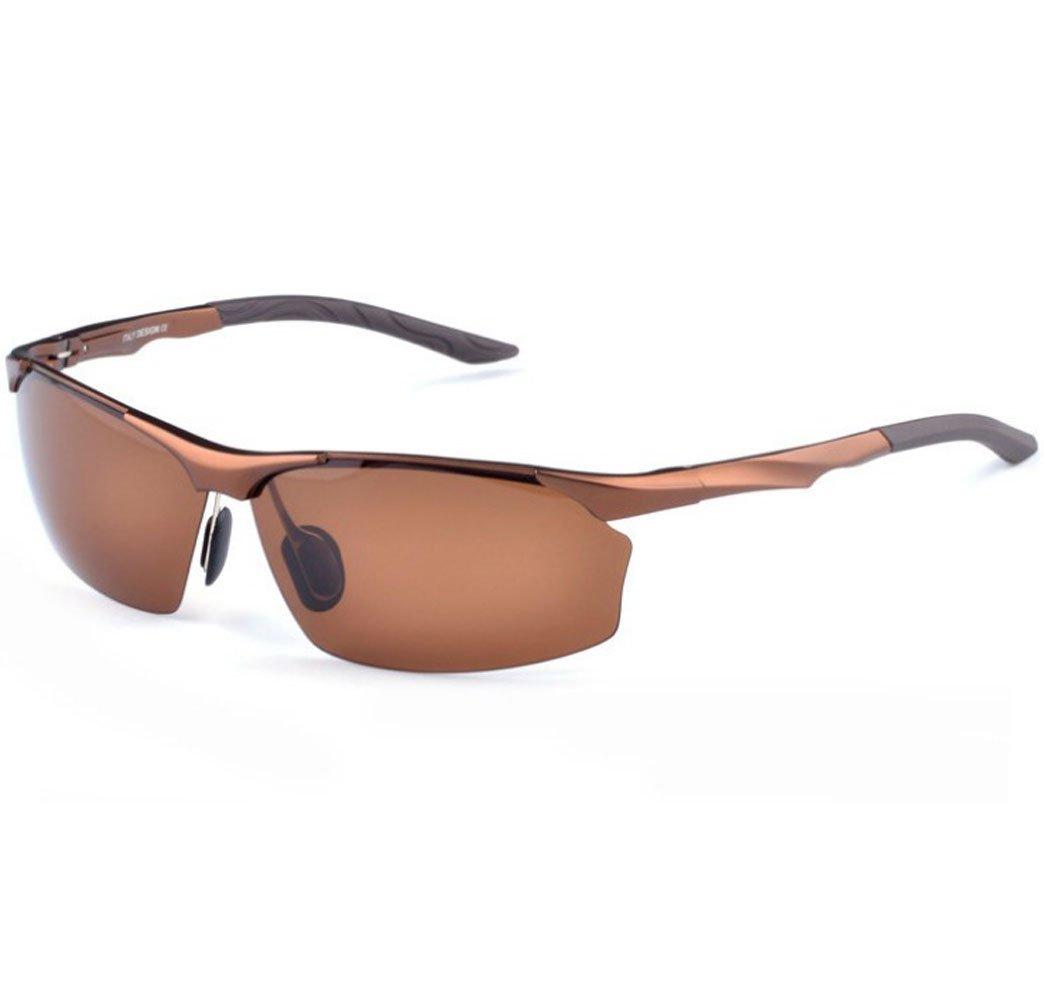 Telam Telam HD Lunettes de soleil polarisées, lunettes de soleil en  aluminium d aviation en magnésium des matériaux  Amazon.fr  Cuisine   Maison bd81b7721484