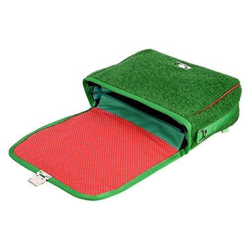 Flio Design Laptop Bag Karl grün ueFBb