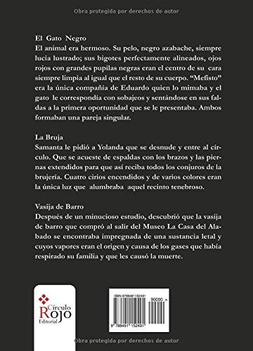 El gato negro (Spanish Edition): Francisco Ojeda Fuentes: 9788491152491: Amazon.com: Books