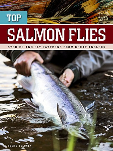 (Top Salmon Flies: stories and fly patterns from great anglers)