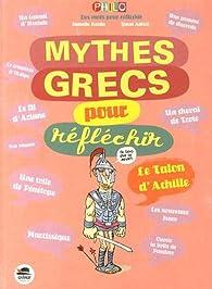 Les mythes grecs pour réfléchir par Isabelle Korda