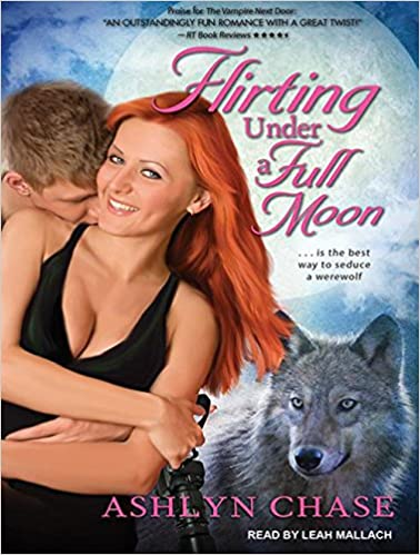 Flirting Under a Full Moon (Flirting With Fangs Trilogy)