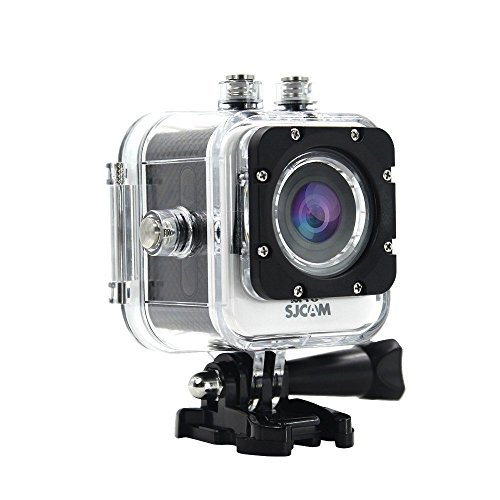 SJCAM M10 Plus Action Camera Sport Cam 12.0MP 2K Sports DV Underwater Camcorder Waterproof Outdoor Camera Novatek NTK96660 170 Degree Wide Angle Extreme Sports Diving Cycle Camera
