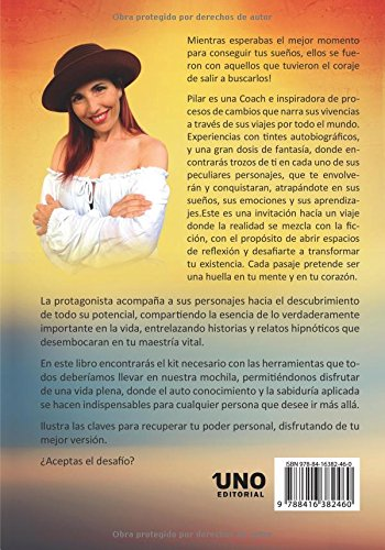 Cómo crear una vida maravillosa (Spanish Edition): Pilar López Cardenas: 9788416382460: Amazon.com: Books