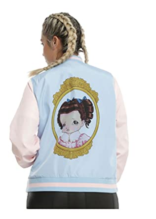 Melanie Martinez CRY Baby Girls Souvenir Jacket Plus Size at Amazon ... a5cf1ea514
