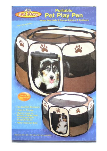 Etna Pet Play Pen Large