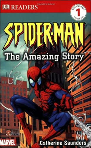 amazon com spider man the amazing story dk readers