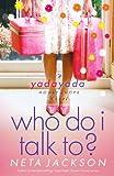 Who Do I Talk To
