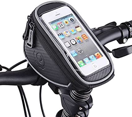 Bicycle Cycling Bike Holder Case Bag Pouch Storage for iPhone X//8//7//6//6S//5 Plus