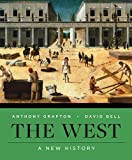 img - for The West: A New History (First Edition) (Vol. One-Volume) book / textbook / text book