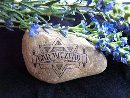 Bar Mitzvah Star - Bar Mitzvah gift ideas Rock Jewish Torah Star of David