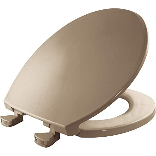 Bemis 800EC 006 Lift-Off Plastic Round Toilet Seat Review