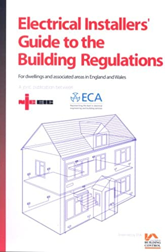 Domestic wiring regs uk free vehicle wiring diagrams electrical installers guide to the building regulations v 1 for rh amazon co uk house lighting asfbconference2016 Gallery