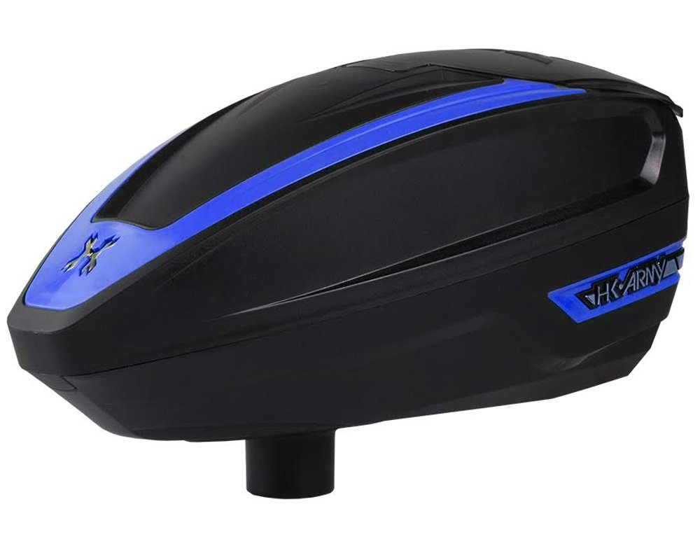 HK Army TFX Paintball Loader (Black/Blue) by HK Army