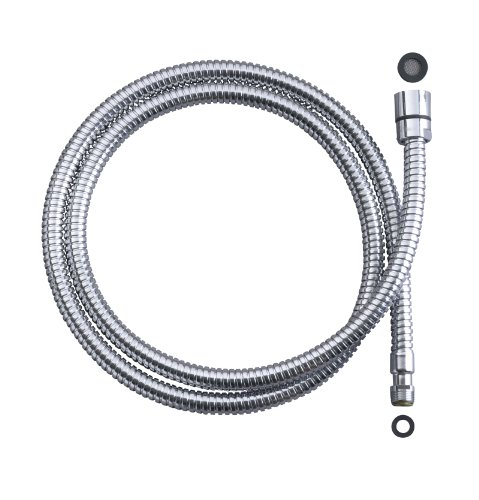 Kohler GP78825-CP Hose for Select Kitchen and Deck Mounted Handshowers, Chrome Finish - Deck Mounted Kitchen