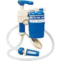 General Ecology 322200 First Need XLE Elite Water Filter for Camping (Emergency Water Purification - Removes Viruses, Bacteria and Cysts)